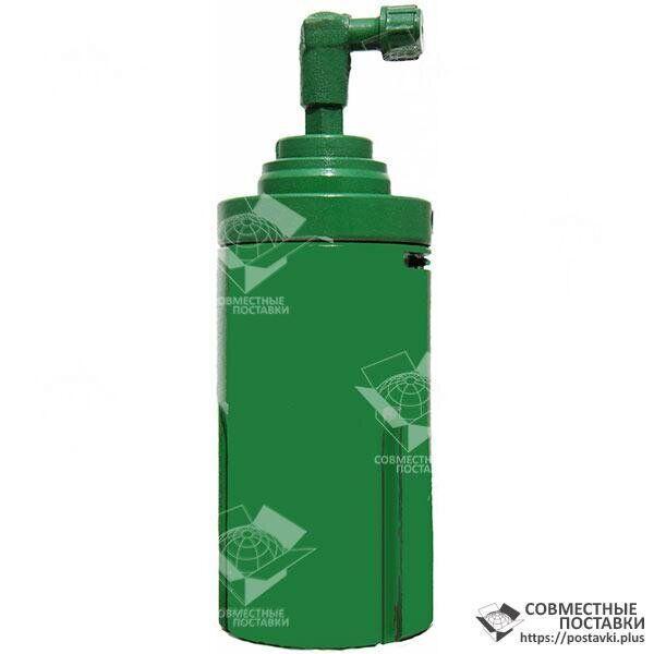 Гидроцилиндр РСМ10.09.01.010 (полированная игла, дополнительные кромки на уплотнениях)