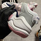 Женские кроссовки Adidas Magmur Runner White Pink / Адидас Магмур Белые Розовые, фото 7