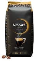 Кофе зерновой Nescafe Intenso 1кг, 50/50 средняя обжарка, Португалия Оригинал