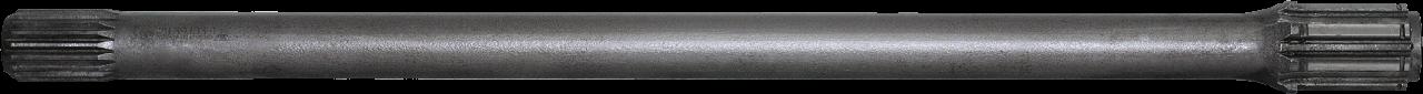 Вал передній правий (прямобочный шліц)