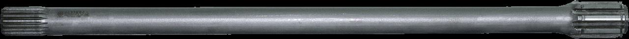 Вал 151.39.101-4 задній правий (прямобочный шліц) Піввісь заднього моста СМД-60, Т-150К L=1022 ТАРА