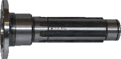 Вал 151.37.310-1 приводу роздаточної коробки Т-150К ТАРА