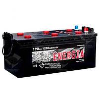 Аккумулятор Energia 190 А.З.Е. со стандартными клеммами | R, EN1200 (Европа)