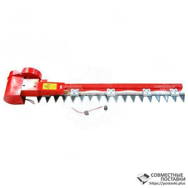 710- Бічний нож жатки електричний 12V - 1,35 m Лівий