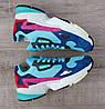 Жіночі кросівки Adidas Falcon W (MINT / PINK / BLUE) BB9180, фото 10