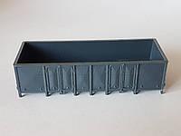 Piko запасная часть модель корпуса полувагона для творческих работ, масштаба H0, 1:87