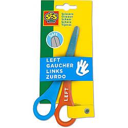 Безопасные ножницы для левшей SES Creative