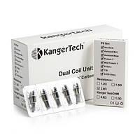 Испаритель двухспиральный Kanger Dual Coil Unit (Mega Coil)