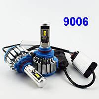 Комплект LED ламп TurboLed T1 HB4 6000K 50W 12/24v CanBus с активным охлаждением
