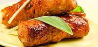 Крученыки свинные с салом и сыром