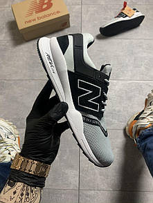 New Balance 247 Gray Black