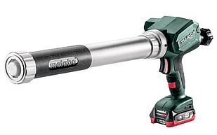 Аккумуляторный пистолет для герметика Metabo KPA 12 600 (601218800)