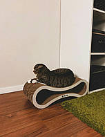 "Когтеточка лежак для кошки ""Авангард"" ТМ ""Cat Joy"""