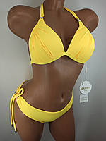 Купальник с бразилиана Kesell 2144 желтый на 42 44 размер