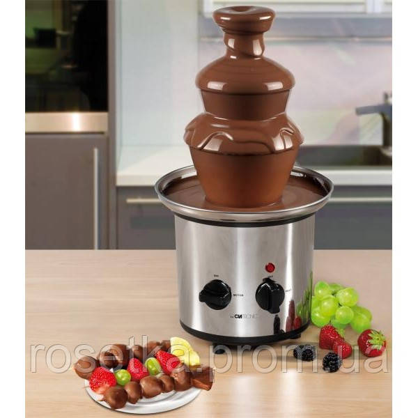Шоколадный фонтан фондю (Chocolate Fondue Fountain)