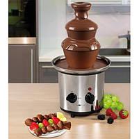 Шоколадный фонтан фондю (Chocolate Fondue Fountain), фото 1