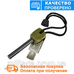 Кресало з кресалом Fire Steel Mil-Tec (маленьке) 15273000, фото 2