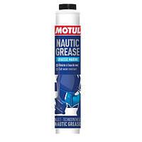 Смазка пластичная для водной техники кальциевая MOTUL Nautic Grease 400г. 108661/866614