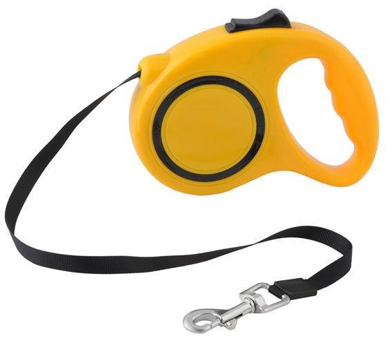 Автоматичний поводок-рулетка  для собак 5м - 11 кг