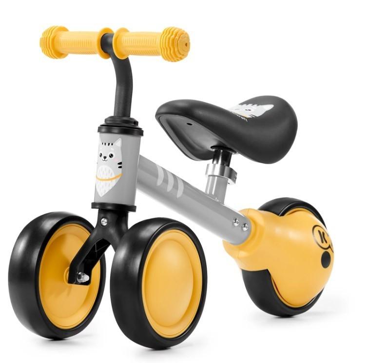 Детский беговел-каталка на трех колесах Kinderkraft Cutie