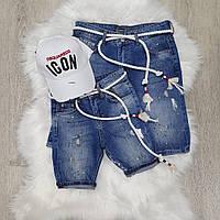 Шорты джинсовые Amiri, фото 1