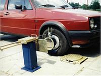 """Лазерный стенд """"развал-схождения"""" для легковых автомобилей ВЕКТОР+"""