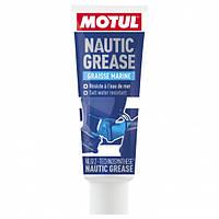 Пластична змазка для водної техніки кальцієва MOTUL Nautic Grease 200г. 104395/866612