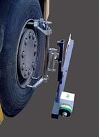 """Лазерный стенд """"развал-схождения"""" для грузовых автомобилей СКВО 3"""