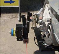 """Лазерный стенд """"развал-схождения"""" для легковых автомобилей СКВО"""