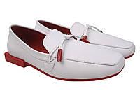 Туфли женские Guero натуральная кожа, цвет белый, размер 36-40 Турция