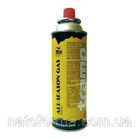 Балон газовий Tramp 220 грам (контактний)