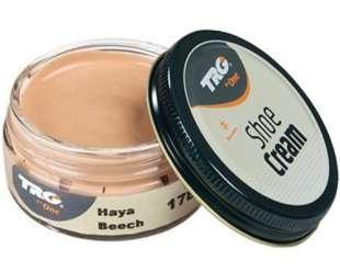 Крем - краска для обуви и изделий из кожи бук Trg Shoe Cream, 50 мл