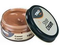 Крем - краска для обуви и изделий из кожи верблюжий Trg Shoe Cream, 50 мл