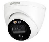 5MP HDCVI камера активного реагирования DH-HAC-ME1500EP-LED 2.8mm