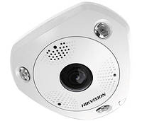 6Мп Fisheye IP камера серии DeepinView DS-2CD6365G0-IVS