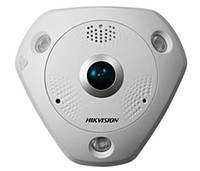 3МП Fisheye IP видеокамера Hikvision DS-2CD6332FWD-IV
