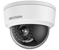 1МП IP видеокамера Hikvision с ИК подсветкой DS-2CD2110F-I (2.8мм)