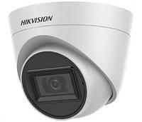 5Мп Turbo HD видеокамера Hikvision с встроенным микрофоном DS-2CE78H0T-IT3FS