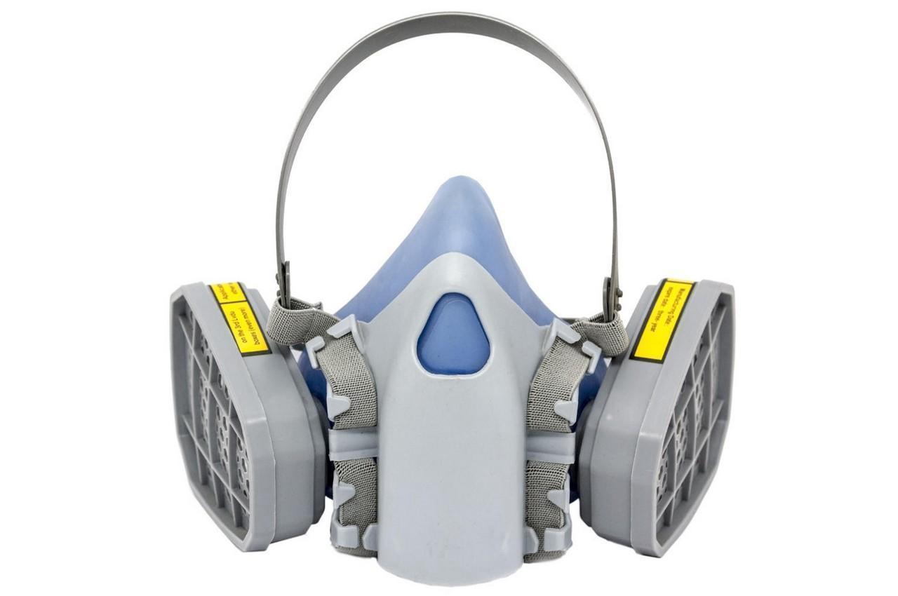 РеспіраторVita Сталкер-2 із двома хімічними фільтрами, трапеція (від пилу, аерозолів, бактеріальних засобів)