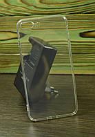 Защитный чехол на Iphone 7 Plus / 8 Plus тонкий прозрачный