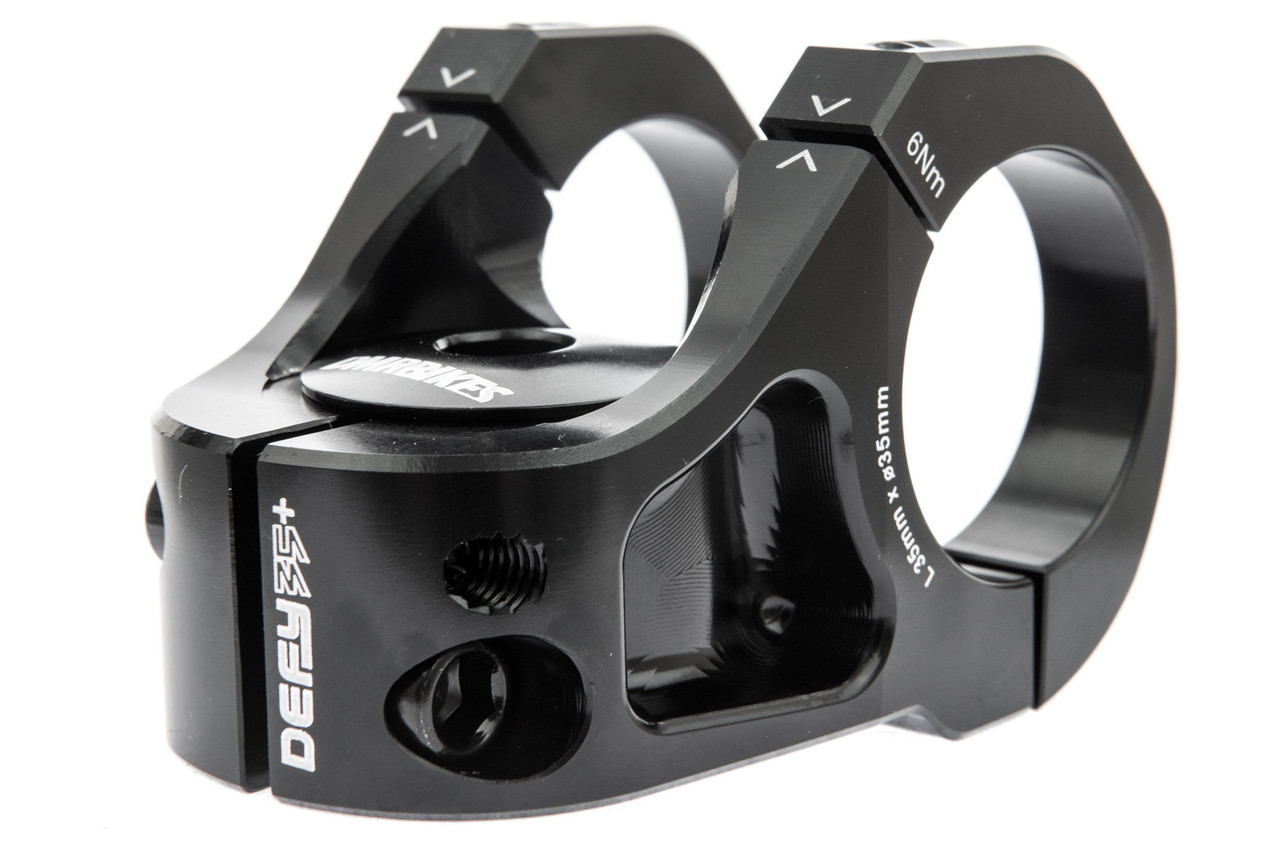 Вынос руля DMR Defy35+ (Black) под руль 35 мм, черный