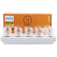 Лампы накала Philips P21/5W standard