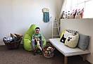 Кресло Мешок Пуфик Груша Оксфорд Средний размер, фото 2