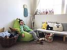 Кресло Мешок Пуфик Груша Оксфорд Средний размер, фото 4