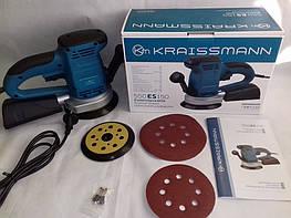 Орбитальная эксцентриковая шлифовальная машина Kraissmann 550 ES 150