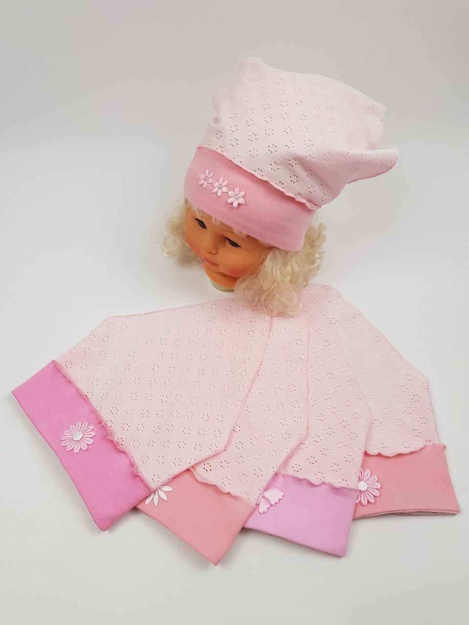 Детские косынки для девочек, размер 46-48, Польша (Fido)