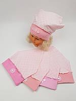 Детские косынки для девочек, размер 46-48, Польша (Fido), фото 1