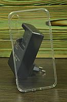 Защитный чехол на Iphone Xr тонкий прозрачный