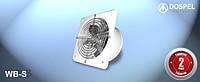 Вентилятор DOSPEL WB-S 150 промышленный вытяжной осевой, Евросоюз, Польша.