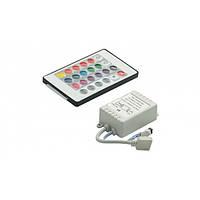 Контролер RGB №20, 12A, IR, 24 кн